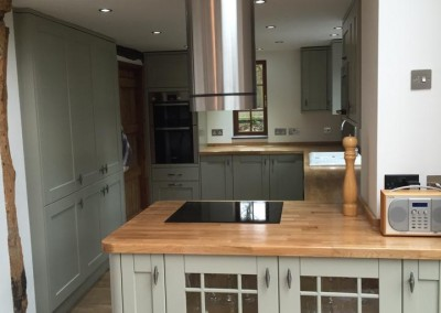 Kitchen design and fitting, Braintree