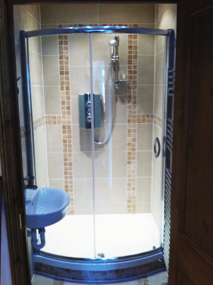 Shower Room – Haywards Heath