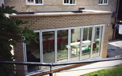 Fantstic Garden Room & Kitchen Refurbishment