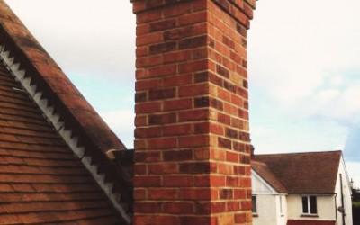 Chimney Reconstruction – Felixstowe