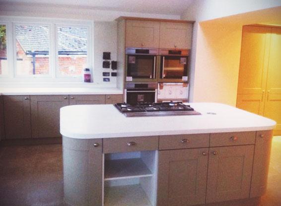 Kitchen – Ramsbury