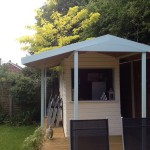 Garden Decking and Bar Braintree, Essex