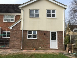 Garage Conversion - White Courts, Braintree