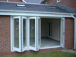 Garden Room Extension, With Bifold Doors